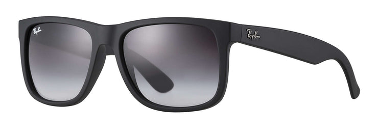 Ray-Ban - Justin Rx - Black Rubber / 51