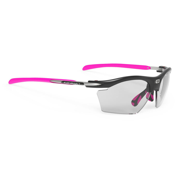 Rudy Project - Rydon Slim Rx - Black Gloss / Pink