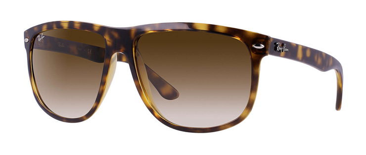 Ray-Ban - RB4147 Boyfriend Rx - Light Havana / 56