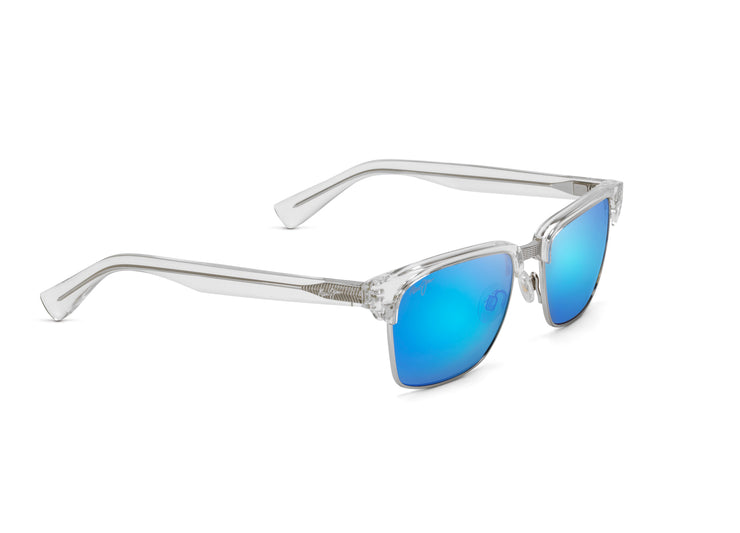 Maui Jim - Kawika - Crystal / Blue Hawaii