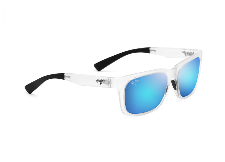 Maui Jim - Boardwalk - Matte Crystal / Blue Hawaii