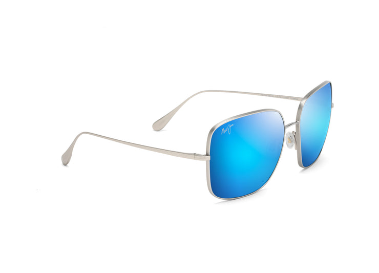 Maui Jim - Triton - Titanium / Blue Hawaii
