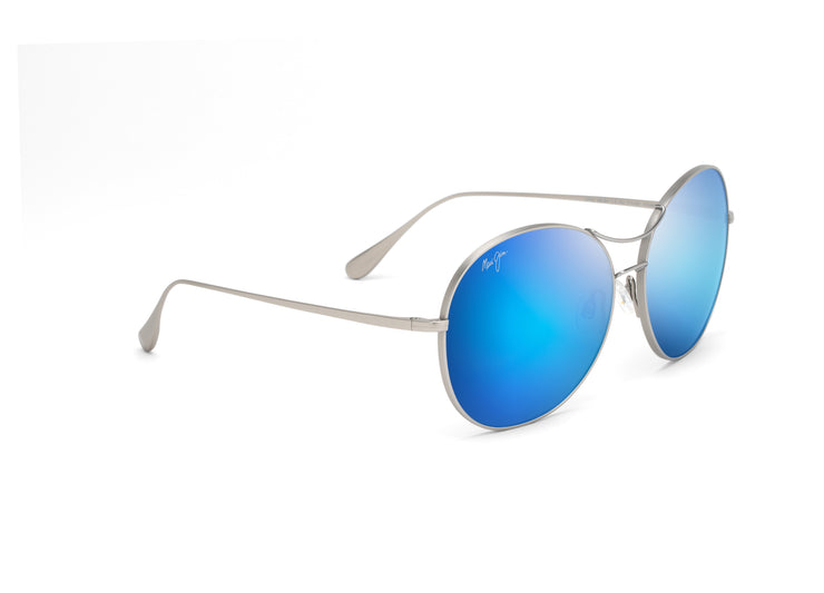 Maui Jim - Opihi - Titanium / Blue Hawaii
