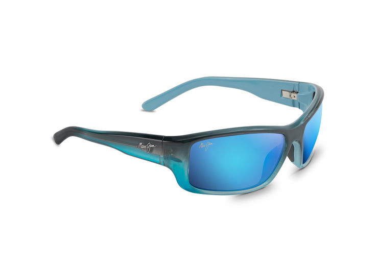 Maui Jim - Barrier Reef - Blue Turquoise / Blue Hawaii