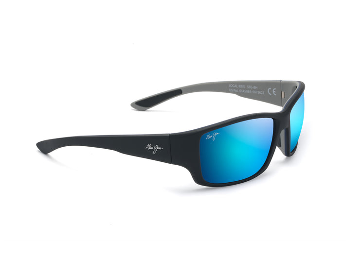 Maui Jim - Local Kine - Soft Black / Blue Hawaii