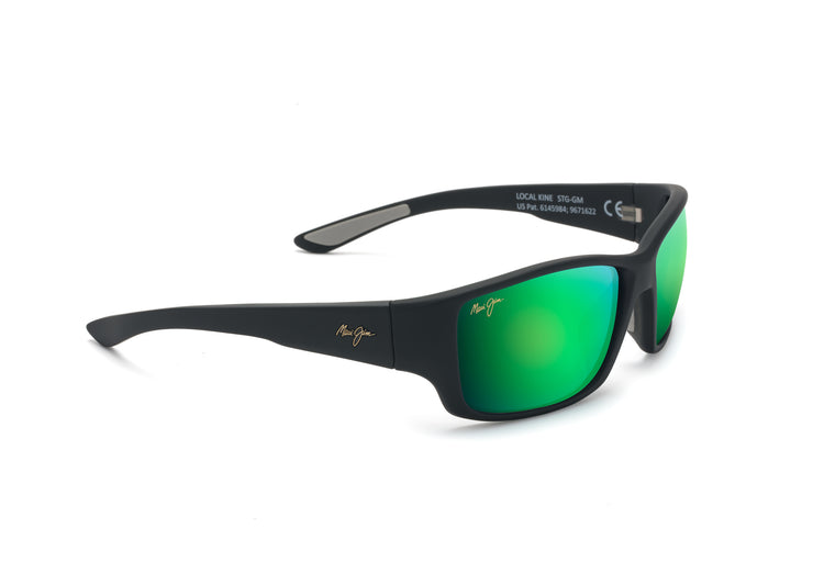 Maui Jim - Local Kine - Soft Black / MAUIGreen