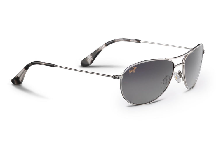 Maui Jim - Baby Beach - Silver / Neutral Grey