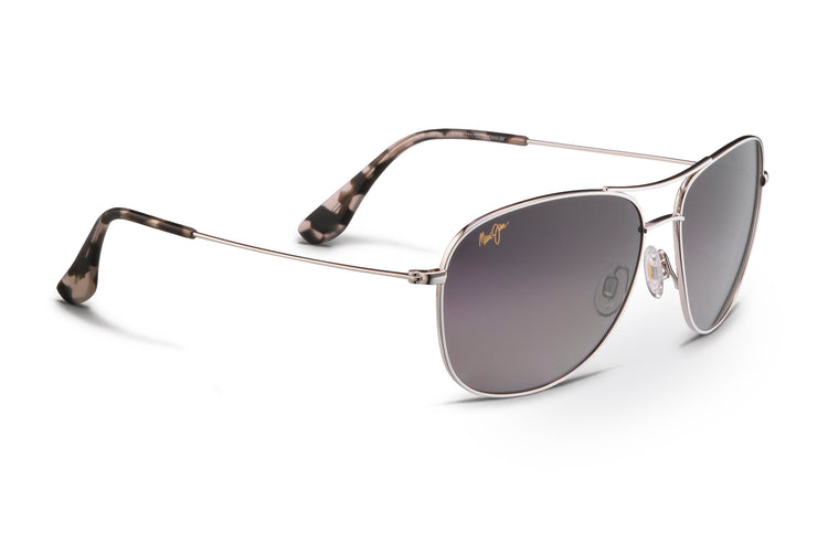 Maui Jim - Cliff House - Silver / Neutral Grey