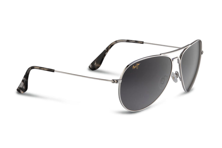 Maui Jim - Mavericks - Silver / Neutral Grey