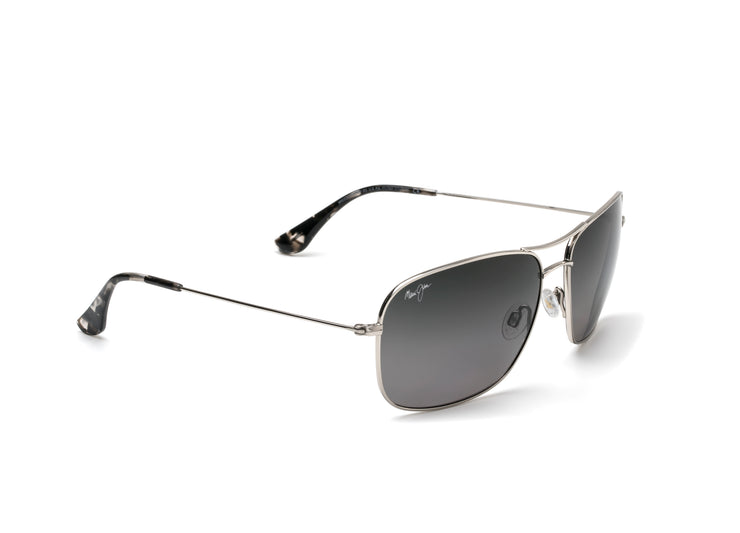 Maui Jim - Breezeway - Silver / Neutral Grey
