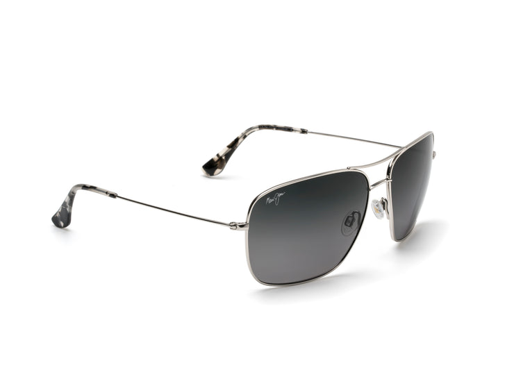 Maui Jim - Cook Pines - Silver / Neutral Grey