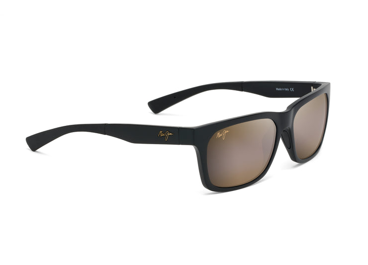 Maui Jim - Boardwalk - Matte Black / HCL Bronze