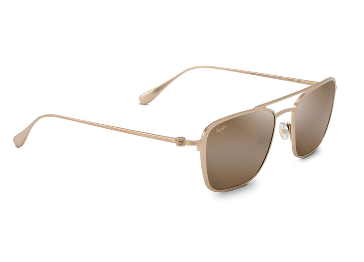Maui Jim - Ebb & Flow - Satin Gold / HCL Bronze