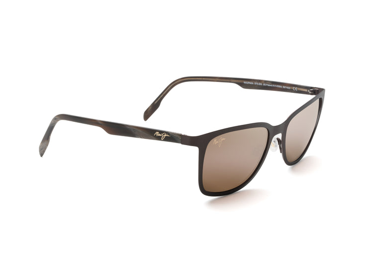 Maui Jim - Naupaka - Satin Chocolate / HCL Bronze