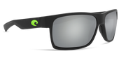 Costa - Half Moon Rx - Matte Black Green Logo