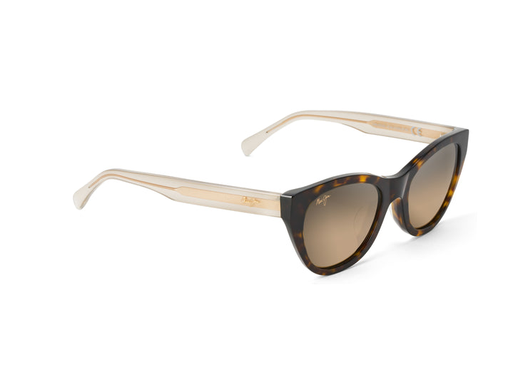 Maui Jim - Capri - Tortoise with Transparent Tan temples / HCL Bronze