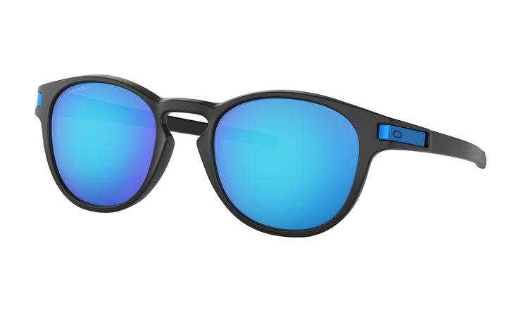 Oakley - Latch Rx - Matte Black / Blue Logo