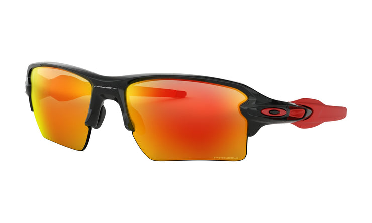 Oakley - Flak 2.0 XL - Polished Black / Red