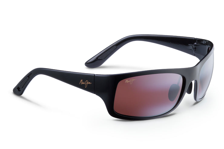 Maui Jim - Haleakala - Gloss Black / Maui Rose