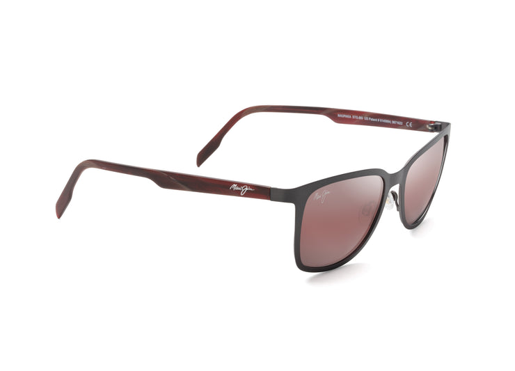 Maui Jim - Naupaka - Dark Gunmetal / Maui Rose
