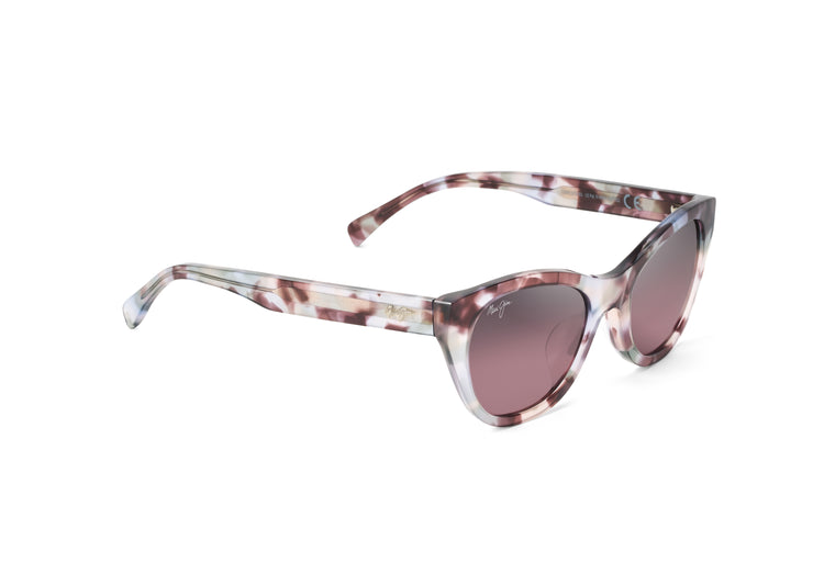 Maui Jim - Capri - Purple Havana / Maui Rose