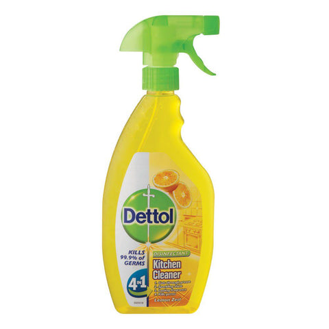 Dettol Hygiene Cleaner Kitchen Trigger Lemon Zest