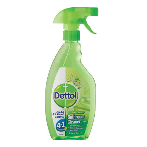 Dettol Hygiene Cleaner Bathroom Spring Fresh
