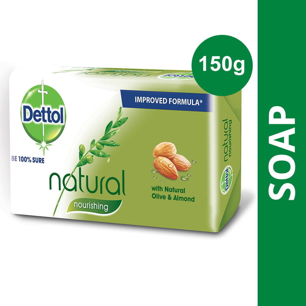 Dettol Soap Nourishing