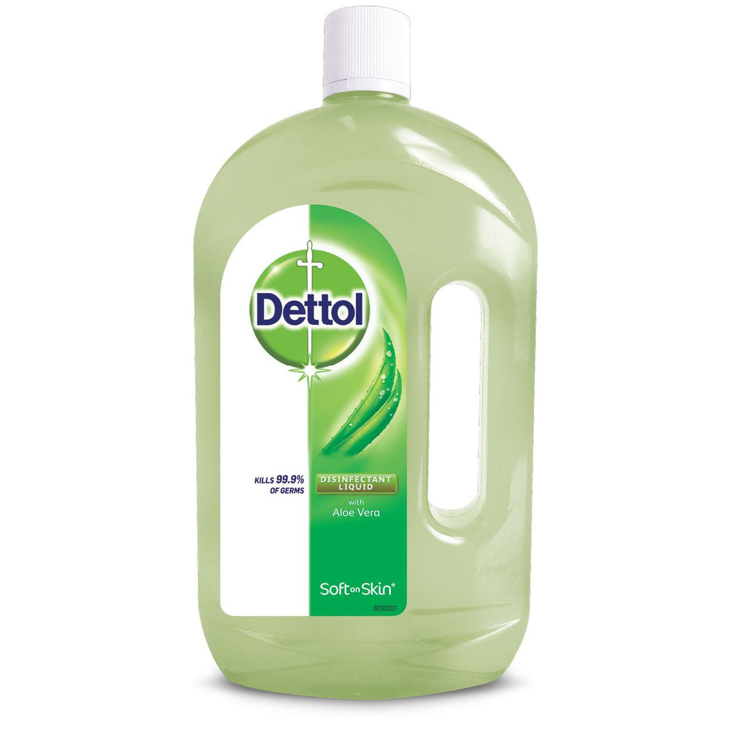 Dettol Disinfectant Liquid with Aloe Vera