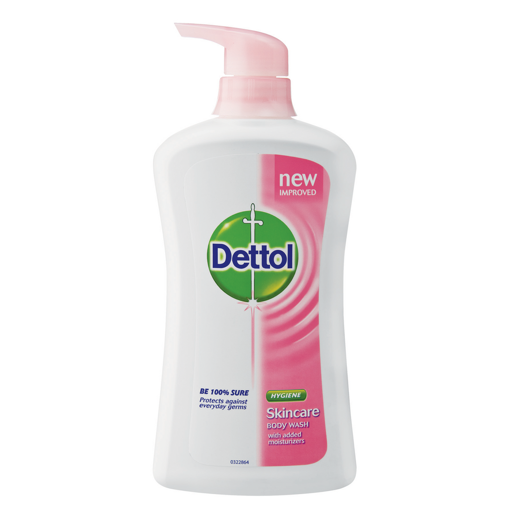 Dettol Skincare Body Wash 600ML