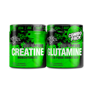 Creatine & Glutamine combo pack
