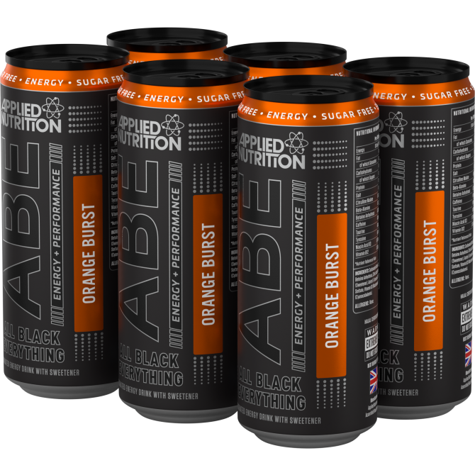 ABE - Energy + Performance 6x330ml Cans
