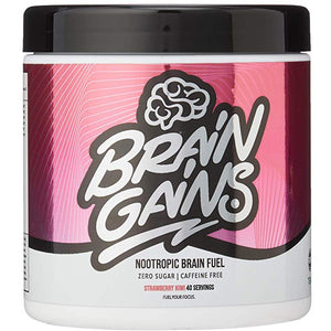 Brain Gains Nootropic