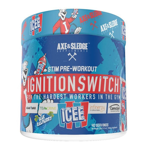 Axe & Sledge : Ignition Switch Pre-Workout