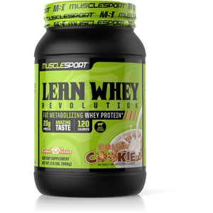 Musclesport Lean Whey revolution 908g