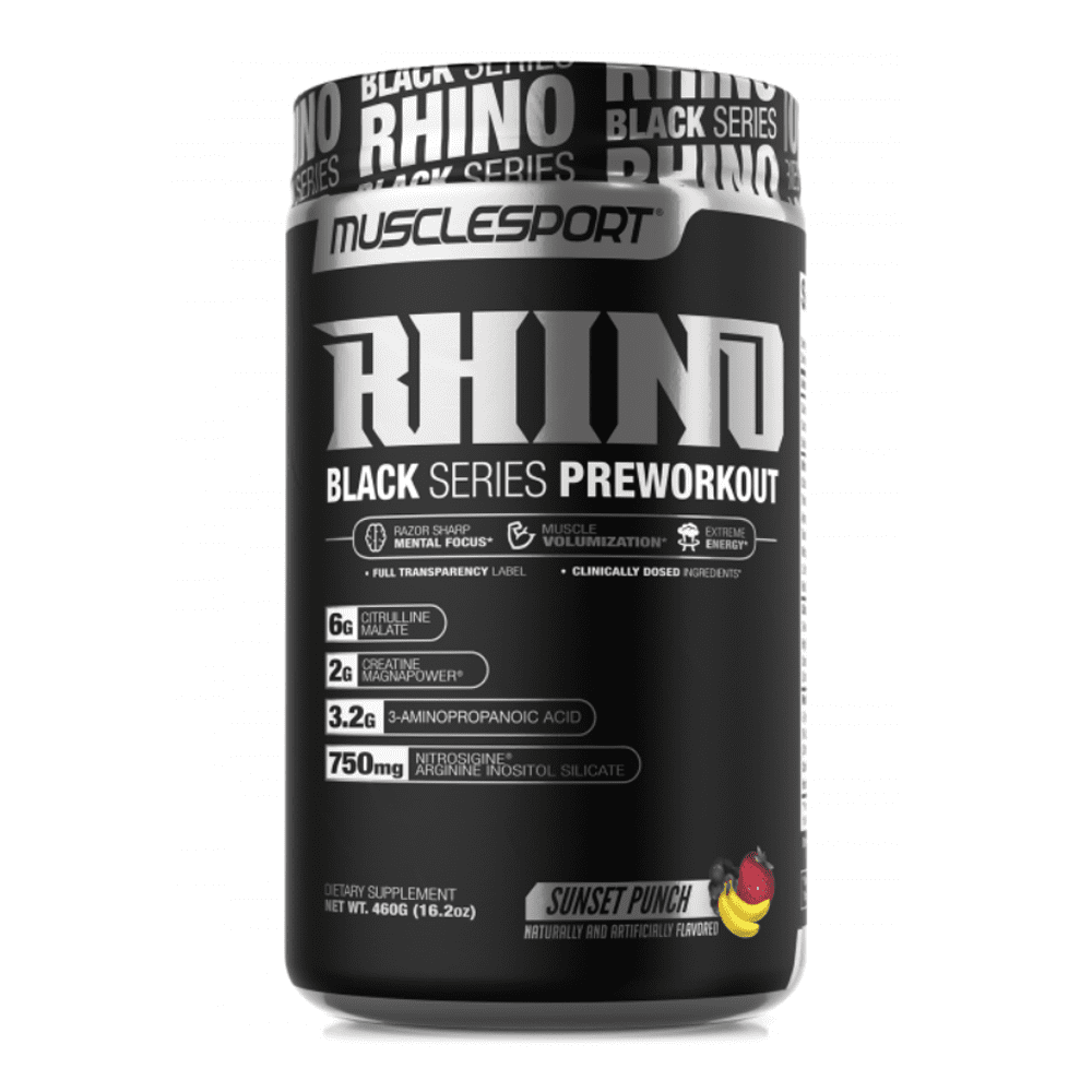 Rhino Black Series