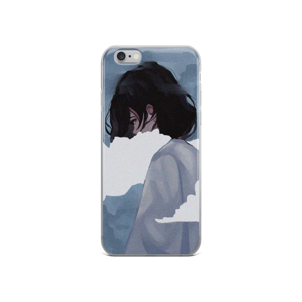 Brain Fog • iPhone Case - Umai Clothing