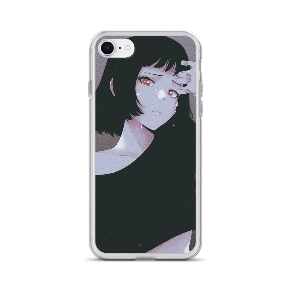 You Look Beautiful When You Cry • iPhone Case