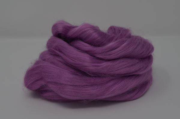 Lilac Pink Viscose 'Artificial Silk'