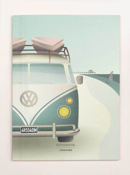 NOTEBOOK VW Bulli