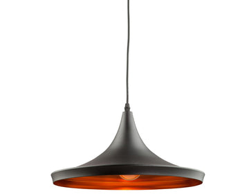Connecticut 1 Light JA802 Matt Black Pendant