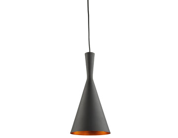 Connecticut 1 Light JA800 Matt Black Pendant