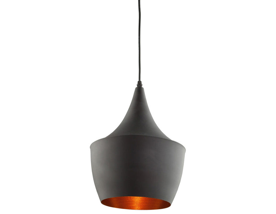 Connecticut 1 Light JA801 Matt Black Pendant