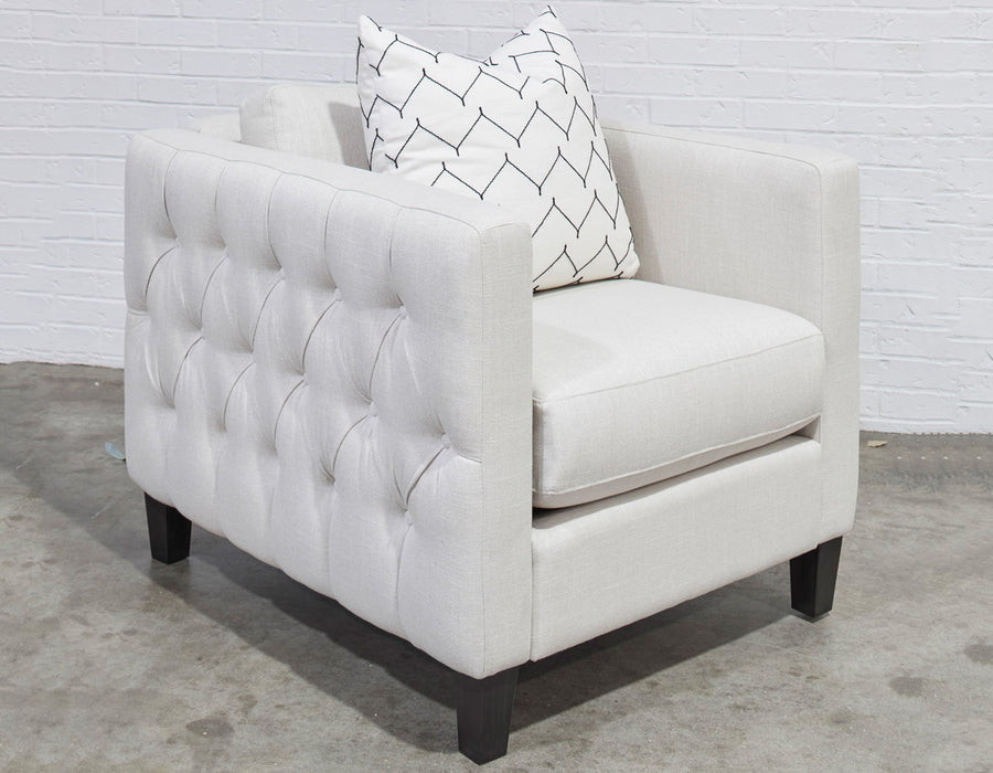 Jeane Tufted Chair