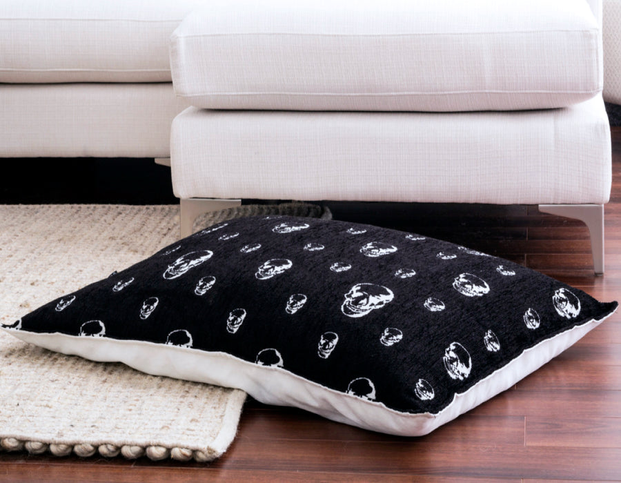 Fellows Dog Bed Black