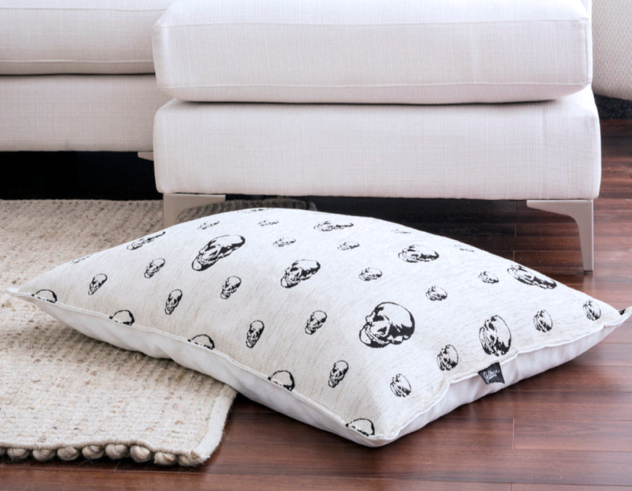 Fellows Dog Bed White