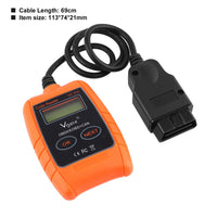 VGATE VC310 for Compact Universal ODB2 Auto Scan Error Scanner Code Reader Car Diagnostic Tool Read Auto Diagnostic Tool