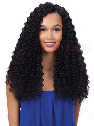 3X PRE-LOOP ISLAND TWIST 16 inches Freetress Synthetic Braids