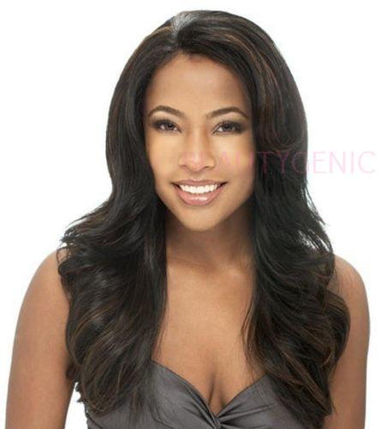 Synthetic Lace Front Wig FreeTress Equal Natural Hair Line ESTELLE