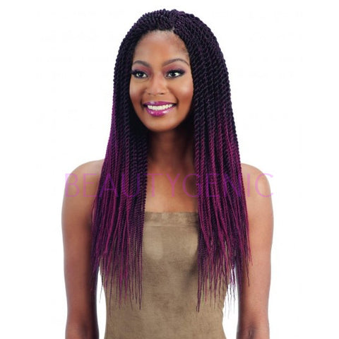 Freetress Synthetic Braid - 81 PRE-FEATHERED SENEGALESE TWIST